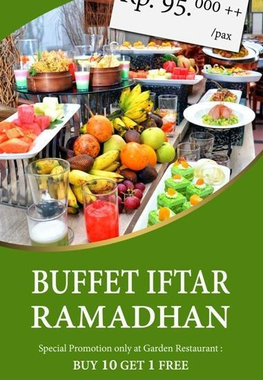 Savoy Homan Bandung - Buffet Ramadhan