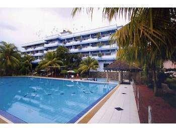 Pelangi Hotel And Resort Tanjung Pinang - Swimming Pool