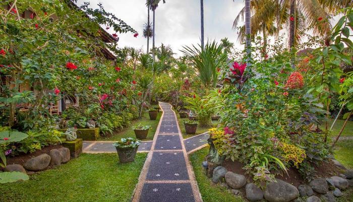 Ubud Inn Resort and Villas Bali - Garden