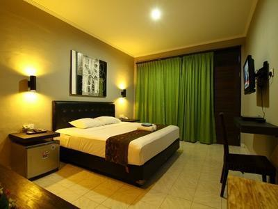 Amazing Kuta Hotel Bali - Guest Room