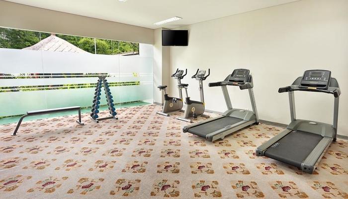 Bali Nusa Dua Hotel Bali - Fitness Center
