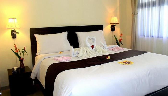 Manggar Indonesia Hotel Bali - Honeymoon Set-Up