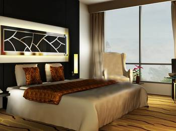 Atria Hotel Malang - Deluxe Room Only PAKET PANAS