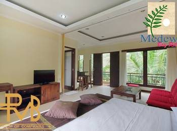 Medewi Bay Retreat Bali - Studio Room Special Offer 45% OFF