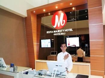Kuta Majesty Hotel