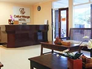 Catur Warga Hotel Lombok - Standard Fan Room Regular Plan