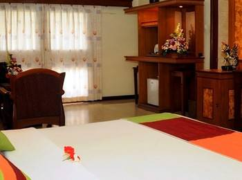 Melasti Beach Resort & Spa Bali - Deluxe Room Regular Plan