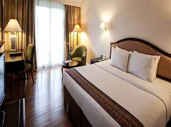 Mason Pine Hotel Bandung - Deluxe Room With Breakfast SPECIAL PACKAGE MINIMUM 2 NIGHT STAY 60%