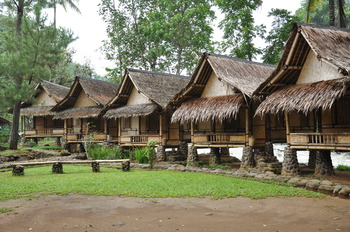 ArusLiar Nusa Traditional Cottage