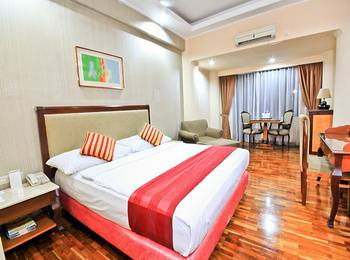 Grand Menteng Hotel Jakarta - Executive Room With Breakfast  Regular Plan