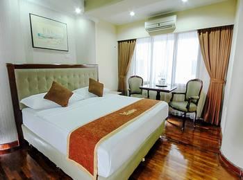 Grand Menteng Hotel Jakarta - Hanya Kamar Grand Deluxe  Regular Plan