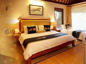 Elephant Safari Park Bali - Paddy View Room Only Regular Plan