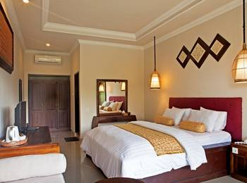 Artini 3 Cottages Bali - Deluxe Room Last Minutes Deal 12% Discount