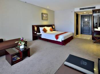 Gino Feruci Kebon Jati - Deluxe Room Only  disc 62%