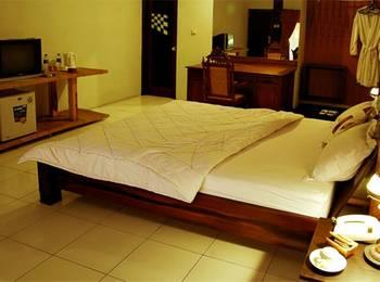 Rumah Palagan Yogyakarta - Kamar Deluxe (Twin atau Double) Regular Plan
