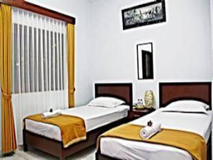 Nakula Guest House Bali -  Twin Bed Room only Regular Plan