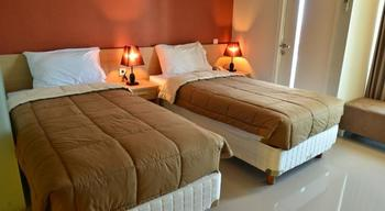 The Square Surabaya - Deluxe Twin hanya kamar Regular Plan