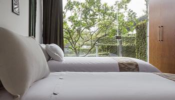 Tea Garden Resort Subang - Deluxe Family With Breakfast Regular Plan
