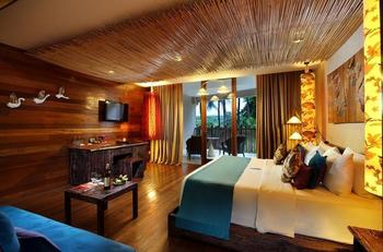 Kupu-Kupu Jimbaran Bali - Uluwatu Suite Room Only Promo Last Minutes 50% No Refund