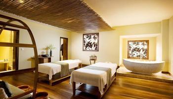 Kupu-Kupu Jimbaran Bali - Muaya Duplex Suite - Daily Spa Package Regular Plan
