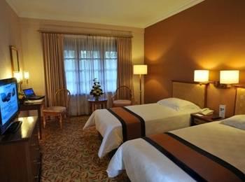 Yogyakarta Plaza Hotel Yogyakarta - Deluxe Twin Hanya Kamar Regular Plan