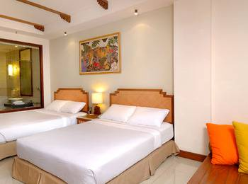Bali Mandira Beach Resort & Spa Bali - Superior Family Room Regular Plan