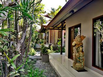 Taman Harum Cottages Bali - Kamar Superior Last Minute Disc 46% - No Refundable