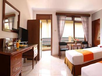 The Jayakarta Cisarua Bogor - Standard Room - Tarif Domestik Promo Harga Terbaik + Gratis Massage