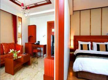 Amos Cozy Hotel Jakarta - Junior Suite With Breakfast Regular Plan