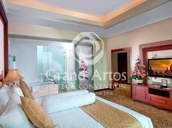 Hotel Grand Artos Magelang - Executive Suite Room with Breakfast Regular Plan