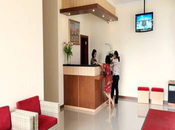Dermaga Keluarga Hotel Sonosewu