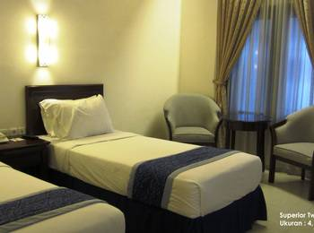 Grand Orchid Solo - Superior - with Breakfast Minimum Stay 2 Night