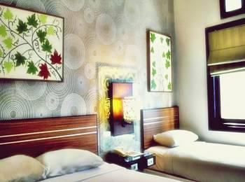Hotel Nikki Bali - Deluxe Room (Twin or Double) Promo Discount 5%