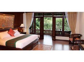 Tjampuhan Hotel Ubud - Deluxe Raja Room Last Minute 20% OFF