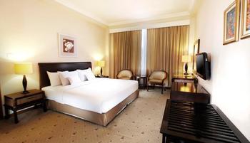 Hotel New Saphir Yogyakarta - Deluxe Room Only Regular Plan
