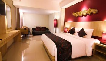 The Kana Kuta Hotel Bali - Deluxe Keluarga with Buffet Breakfast Regular Plan