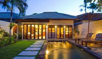 Bali Baliku Beach Front Luxury Private Pool Villas