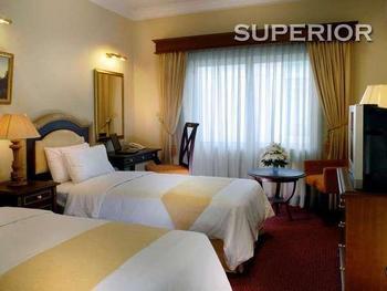 Blue Sky Pandurata Jakarta - Superior Twin Room Promo