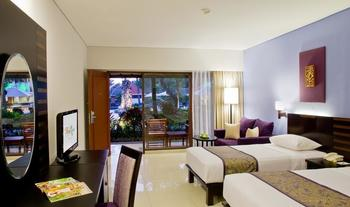 Bali Rani Hotel Bali - Deluxe Family Room Promo 50% No Refundable