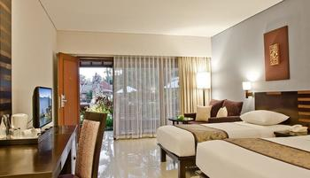 Bali Rani Hotel Bali - Deluxe Family Non Refundable Regular Plan