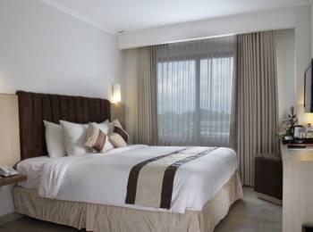 Quin Colombo Hotel Yogyakarta - Kamar Superior super deal 50 %