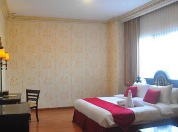Quds Royal Hotel Surabaya - Superior Room Regular Plan
