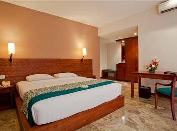 White Rose Kuta - Standard Room Hot Deal 10% Non Refund dengan sarapan
