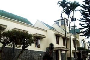 Bumi Ciherang Hotel Cianjur