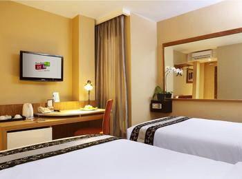 Rivavi Fashion Hotel Bali - Silver Room Only  Promo Last Minutes 50% No Refund