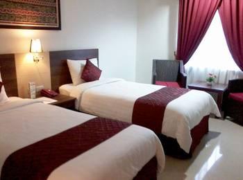 Hotel Bandara Syariah  Bandar Lampung - Kamar Deluxe Regular Plan