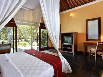 Nirwana Resort Bali - Deluxe Garden View BNI Special PROMO