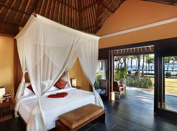 Nirwana Resort Bali - Deluxe Ocean View Last Minute 18% Off Non Refundable
