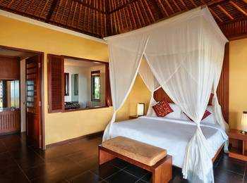 Nirwana Resort Bali - Deluxe Garden View Last Minute Promotion get 32% OFF