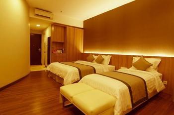 Hotel 61 Medan - Kamar Family Deluxe Regular Plan